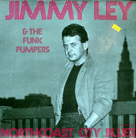Jimmy Ley & The Funk Pumpers Vinyl 12""
