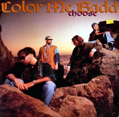 "Color Me Badd Vinyl 12"""