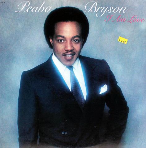 "Peabo Bryson Vinyl 12"""
