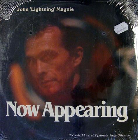 """John 'Lightening' Magnie Vinyl 12"""""""
