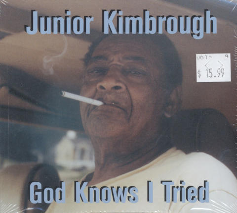 Junior Kimbrough CD
