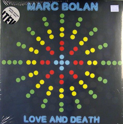 """Marc Bolan Vinyl 12"""" (New)"""