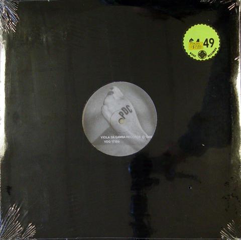 """PDC Vinyl 12"""" (New)"""