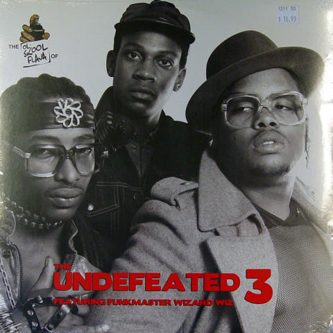The Undefeated 3 Vinyl 12""
