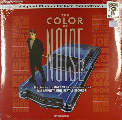 "The Color Of Noise Vinyl 12"""