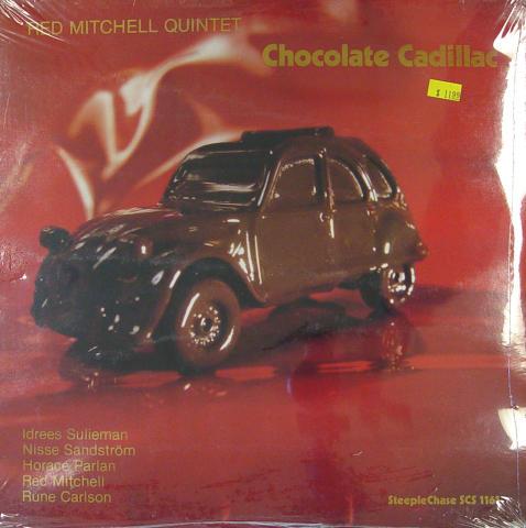 """Red Mitchell Quintet Vinyl 12"""""""