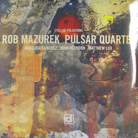 "Rob Mazurek Pulsar Quartet Vinyl 12"""