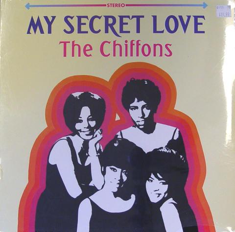 "The Chiffons Vinyl 12"" (New)"
