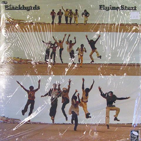 """The Blackbyrds Vinyl 12"""""""