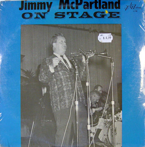 Jimmy McPartland Vinyl 12""