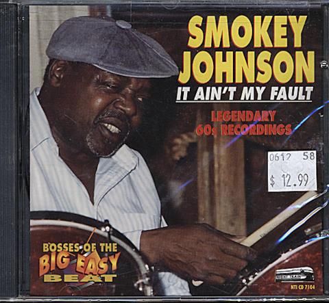 Smokey Johnson CD