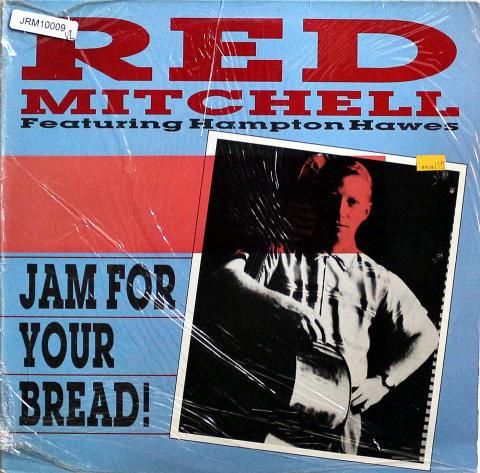 """Red Mitchell Vinyl 12"""""""