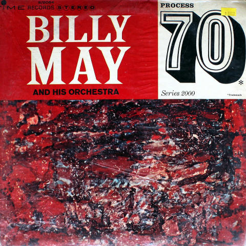 """Billy May And His Orchestra Vinyl 12"""""""