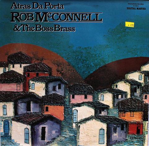 "Rob McConnell & The Boss Brass Vinyl 12"""