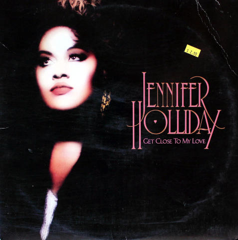 Jennifer Holliday Vinyl 12""