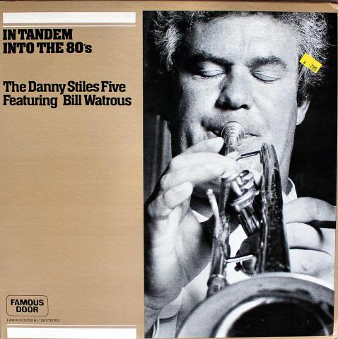 "The Danny Stiles Five Vinyl 12"""