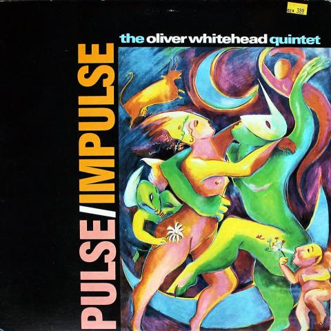 "The Oliver Whitehead Quintet Vinyl 12"""