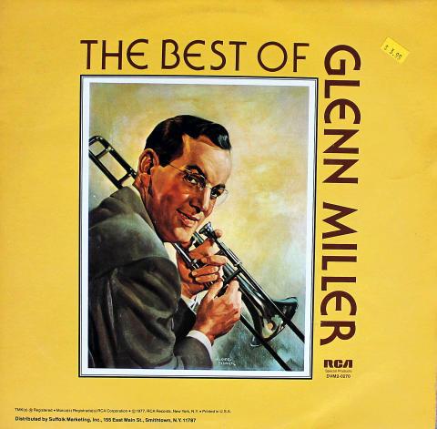 """Glenn Miller Vinyl 12"""""""