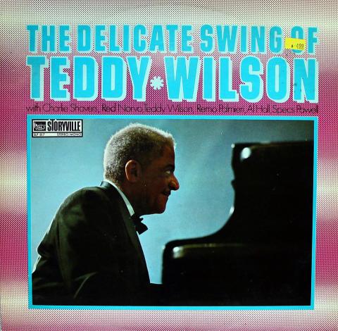 "Teddy Wilson Vinyl 12"""
