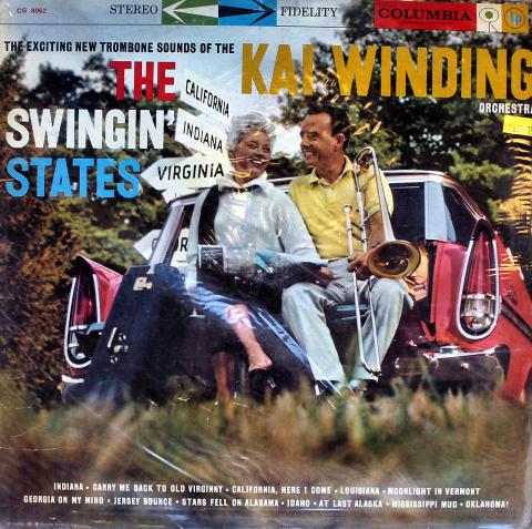 "The Kai Winding Orchestra Vinyl 12"""