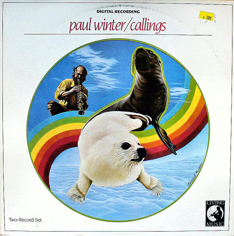 "Paul Winter Vinyl 12"""