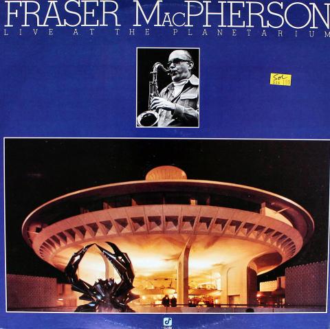 """Fraser MacPherson Vinyl 12"""""""