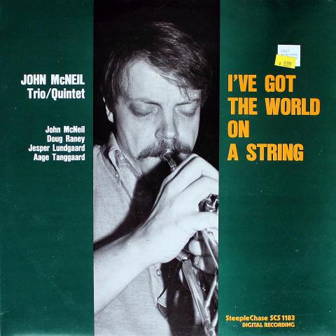 """John McNeil Trio/Quintet Vinyl 12"""""""