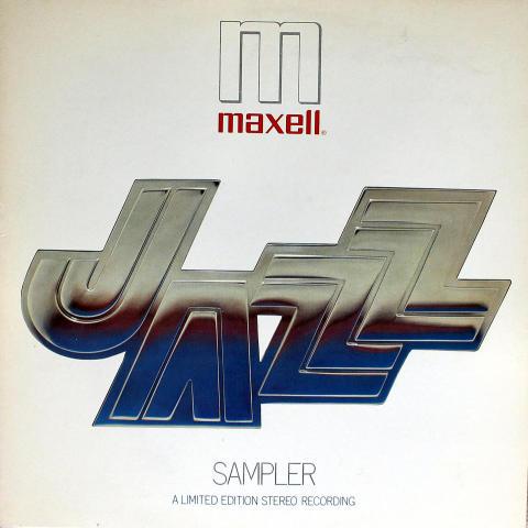 "Jazz Sampler: A Limited Edition Stereo Recording Vinyl 12"""