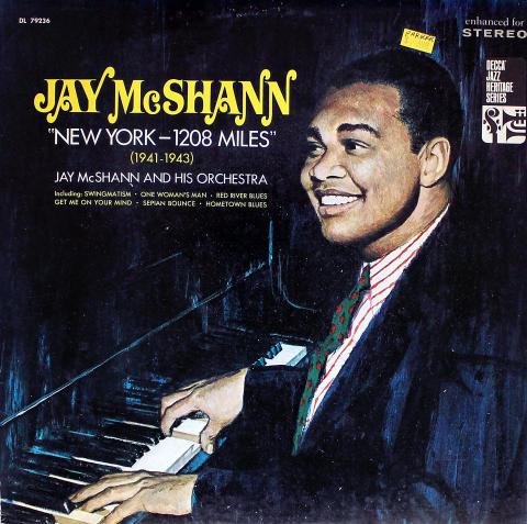 """Jay McShann Vinyl 12"""""""