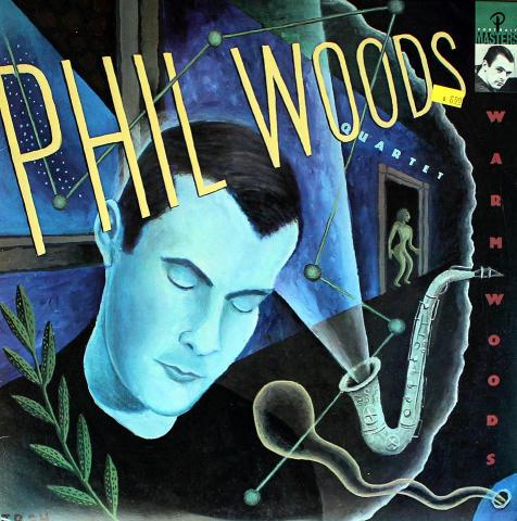 """Phil Woods Quartet Vinyl 12"""""""
