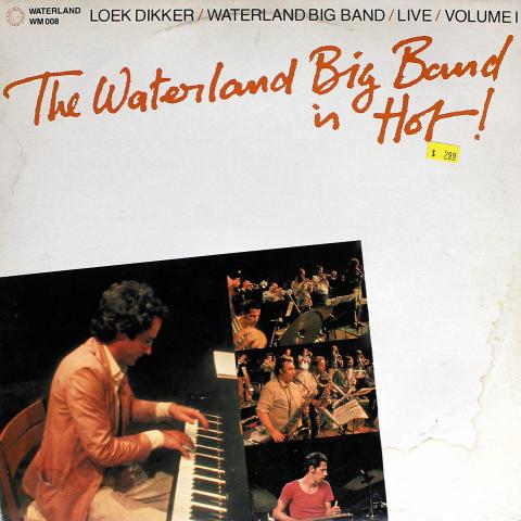 "Waterland Big Band Vinyl 12"""