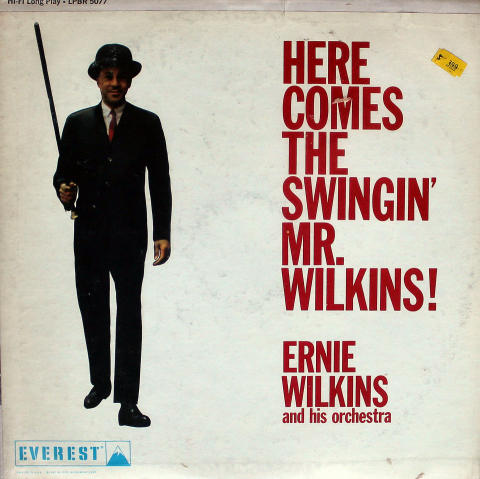 """Ernie Wilkins And His Orchestra Vinyl 12"""""""