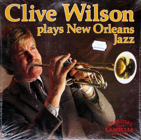 "Clive Wilson Vinyl 12"""
