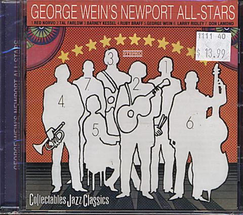 George Wein's Newport All-Stars CD