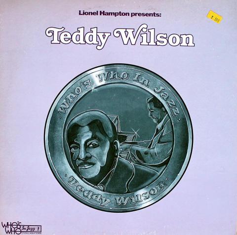 """Teddy Wilson Vinyl 12"""" (Used)"""