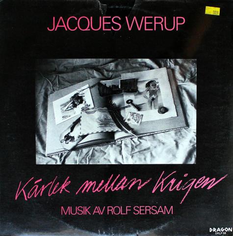 """Jacques Werup Vinyl 12"""""""