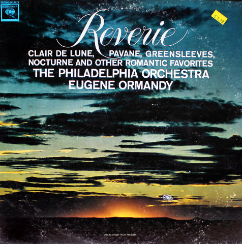 "The Philadelphia Orchestra / Eugene Ormandy Vinyl 12"""