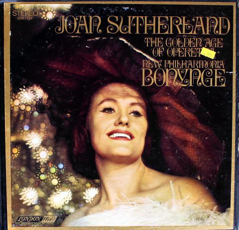 "Joan Sutherland Vinyl 12"""
