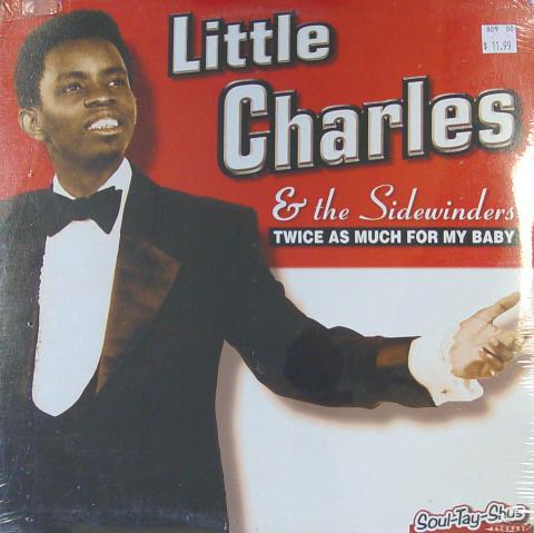 """Little Charles & The Sidewinders Vinyl 12"""""""