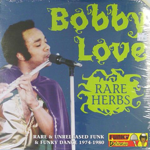 "Bobby Love Vinyl 12"""