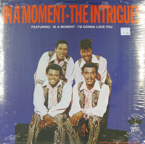 """The Intrigues Vinyl 12"""""""