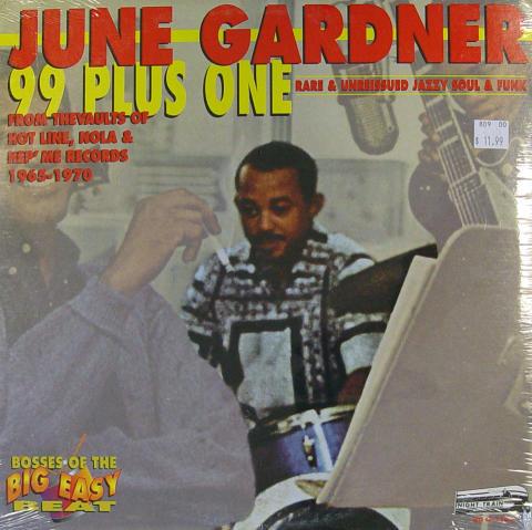"""June Gardner Vinyl 12"""""""