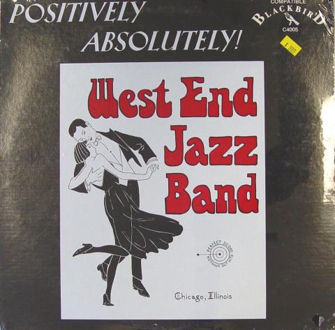 """West End Jazz Band Vinyl 12"""""""