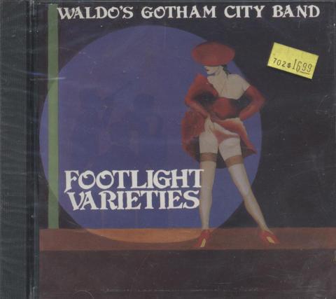 Waldo's Gotham City Band CD