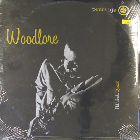 Phil Woods Quartet Vinyl 12""