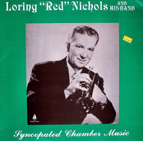 "Loring ""Red"" Nichols And His Band Vinyl 12"""