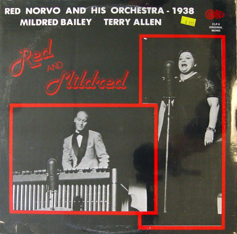 """Red And Mildred Vinyl 12"""" (New)"""