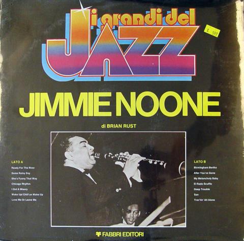 """Jimmie Noone Vinyl 12"""""""