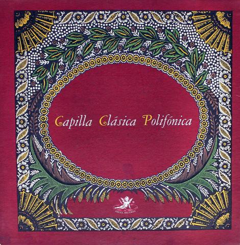 "Capilla Clasica Polifonica Vinyl 12"""