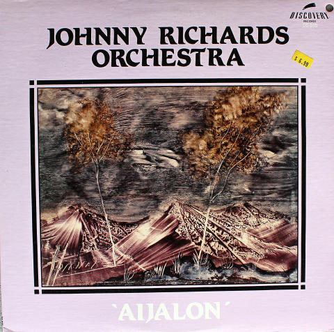 "Johnny Richards Orchestra Vinyl 12"" (Used)"